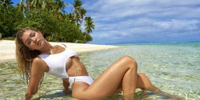 Gigi Hadid. Foto:Vía Sports Illustrated