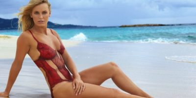 Caroline Wozniacki. Foto:Vía Sports Illustrated
