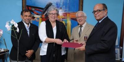 Académica de Ciencias brinda apoyo al Ministerio de Salud para combatir el ZiKa