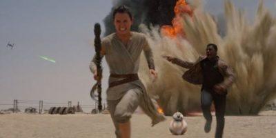 """Mientras que a nivel internacional ha registrado 546 millones de dólares, lo que da un total de mil 100 millones de dólares. Foto:""""Lucas Films"""""""