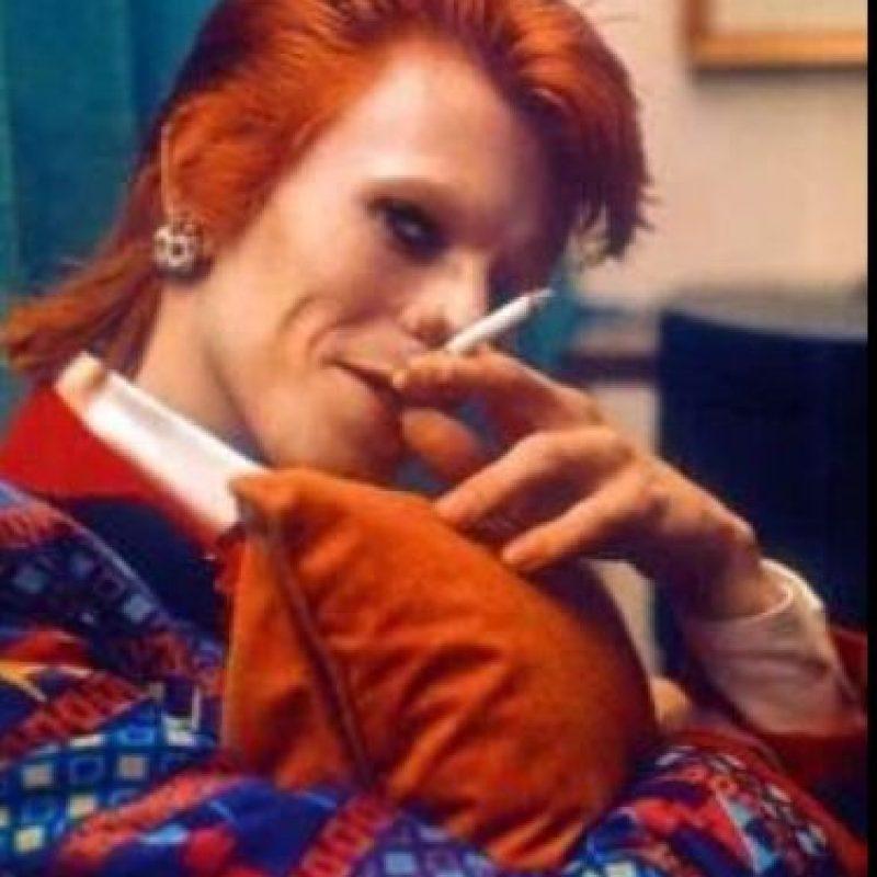 Sorry, Bowie no da para tanto. Foto:vía Twitter