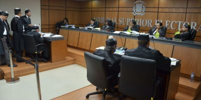 TSE conocerá este martes recurso de amparo precandidatos alcaldes del PRM
