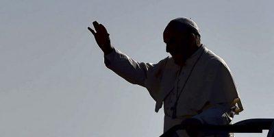 Algunas de las fotos más destacadas de la visita del Papa Francisco a México Foto:AFP