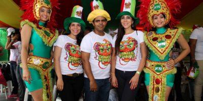 Carnaval de Bonao: un derroche de colores, comparsas y creatividad
