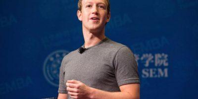 Les mostramos las curiosidades de Mark Zuckerberg, el CEO de Facebook. Foto:Getty Images