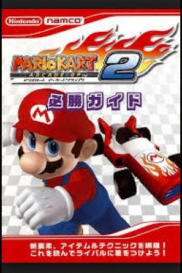 """""""Mario Kart Arcade GP 2"""" para Arcade (2007). Foto:Nintendo"""