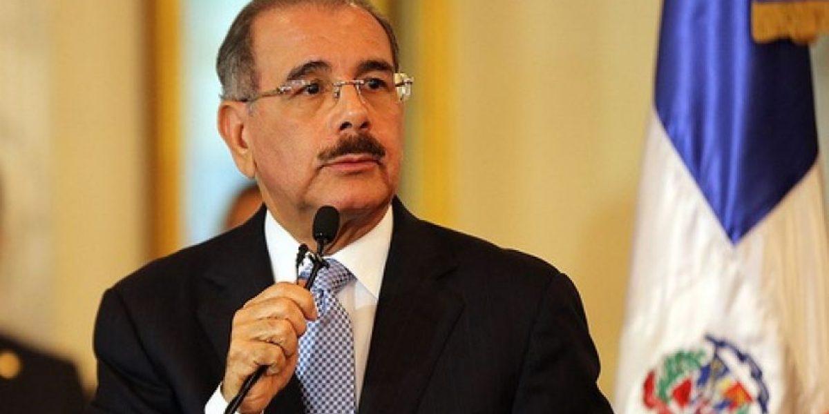 Danilo Medina, ni a favor ni en contra del debate electoral