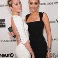 Miley Cyrus y Tish Cyrus Foto:Getty Image