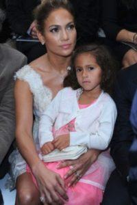 Jennifer López y Emme Foto:Getty Image
