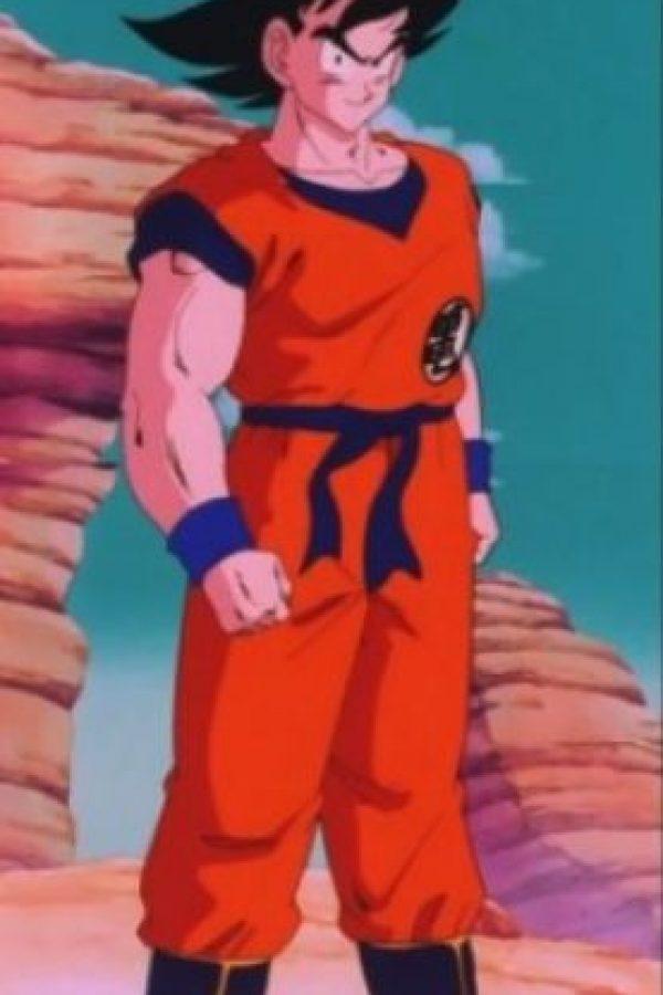 """Goku"", de ""Dragon Ball"" Foto:vía youtube.com"