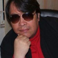 """El actor Carlos Hugo Hidalgo prestó su voz a la versión masculina de """"Ranma"""". Foto: vía facebook.com/carloshugo.hidalgotrejo"""
