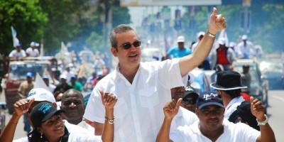 Abinader se moviliza este fin de semana en San Cristóbal, Bonao y S. Domingo