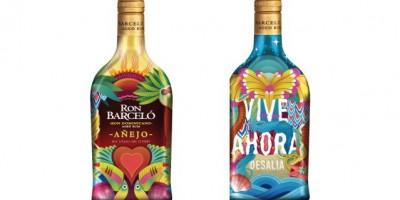 Presentan botella de edición limitada de Ron Barceló