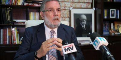 Rodríguez Marchena acepta con humildad llamada de atención le hiciera la JCE