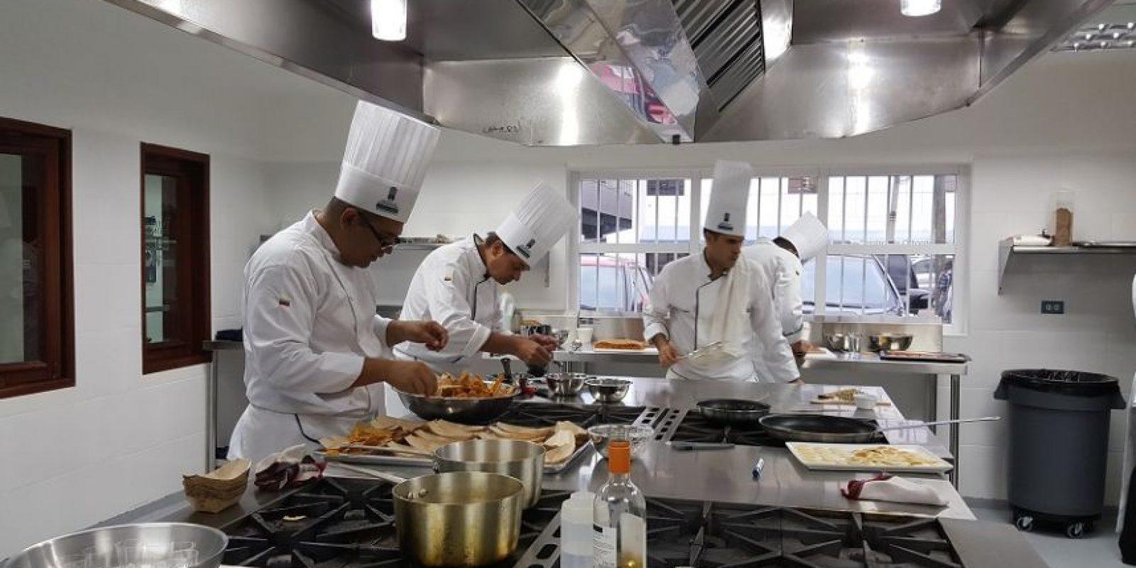 Carreras en Gastronomía y Cocina en Bogotá