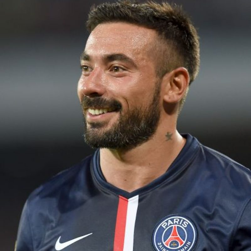 Ezequiel Lavezzi Foto: Getty Images