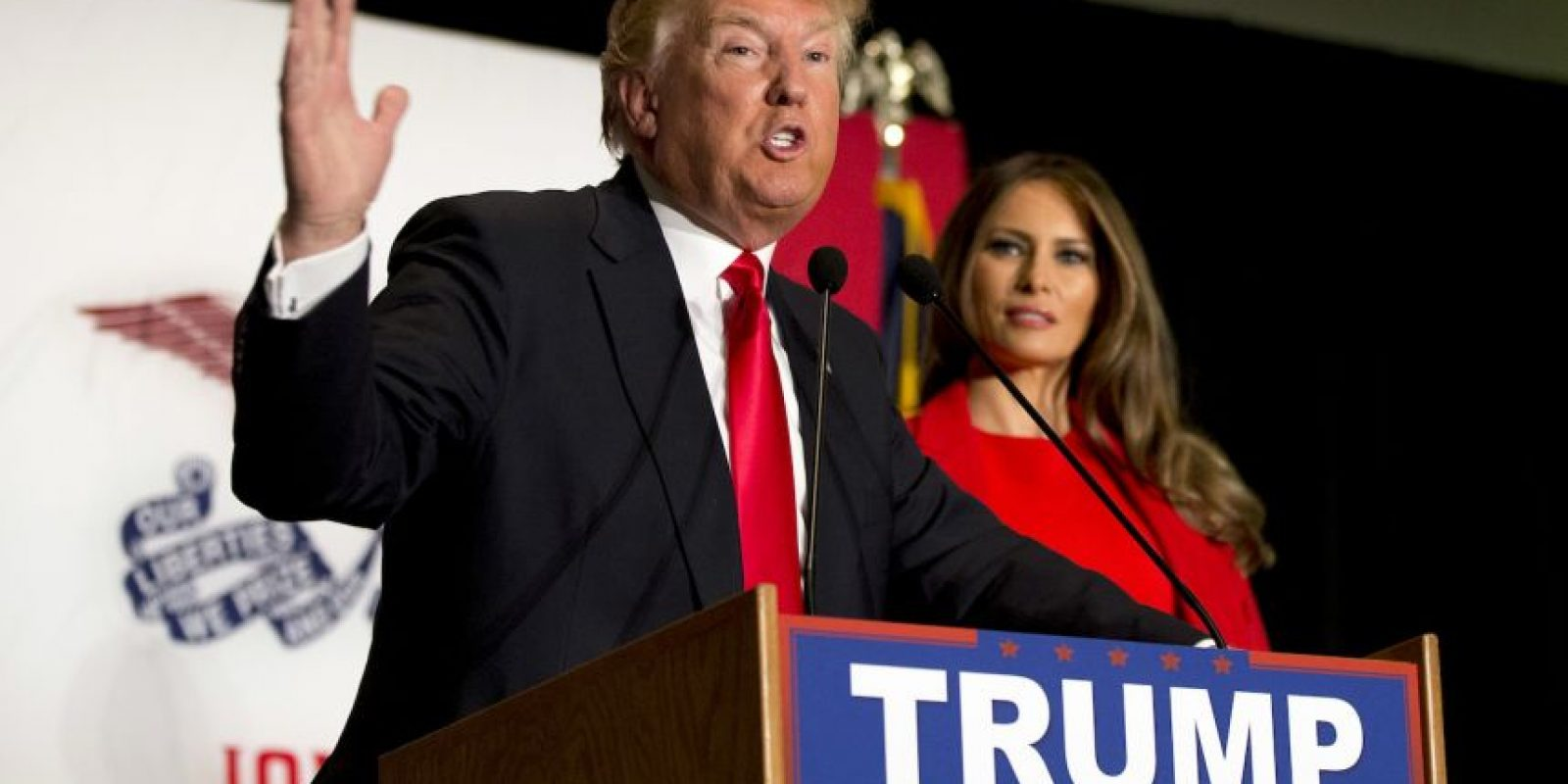 Para Trump, esta visita fue organizada por México con el objetivo de que la frontera permanezca como está. Foto:AP