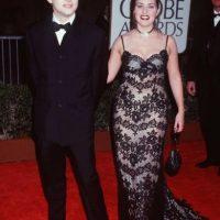 Pero su tesón pudo más. De hecho estaba nerviosísima cuando supo que actuaría con Leonardo DiCaprio. Foto:vía Getty Images