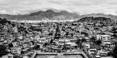 Sebastián Liste. Vista general de las favelas en Brasil. Foto:worldpressphoto.org