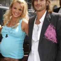 Eso a pesar de dejar a su antigua esposa embarazada de su segundo hijo. Foto:vía Getty Images