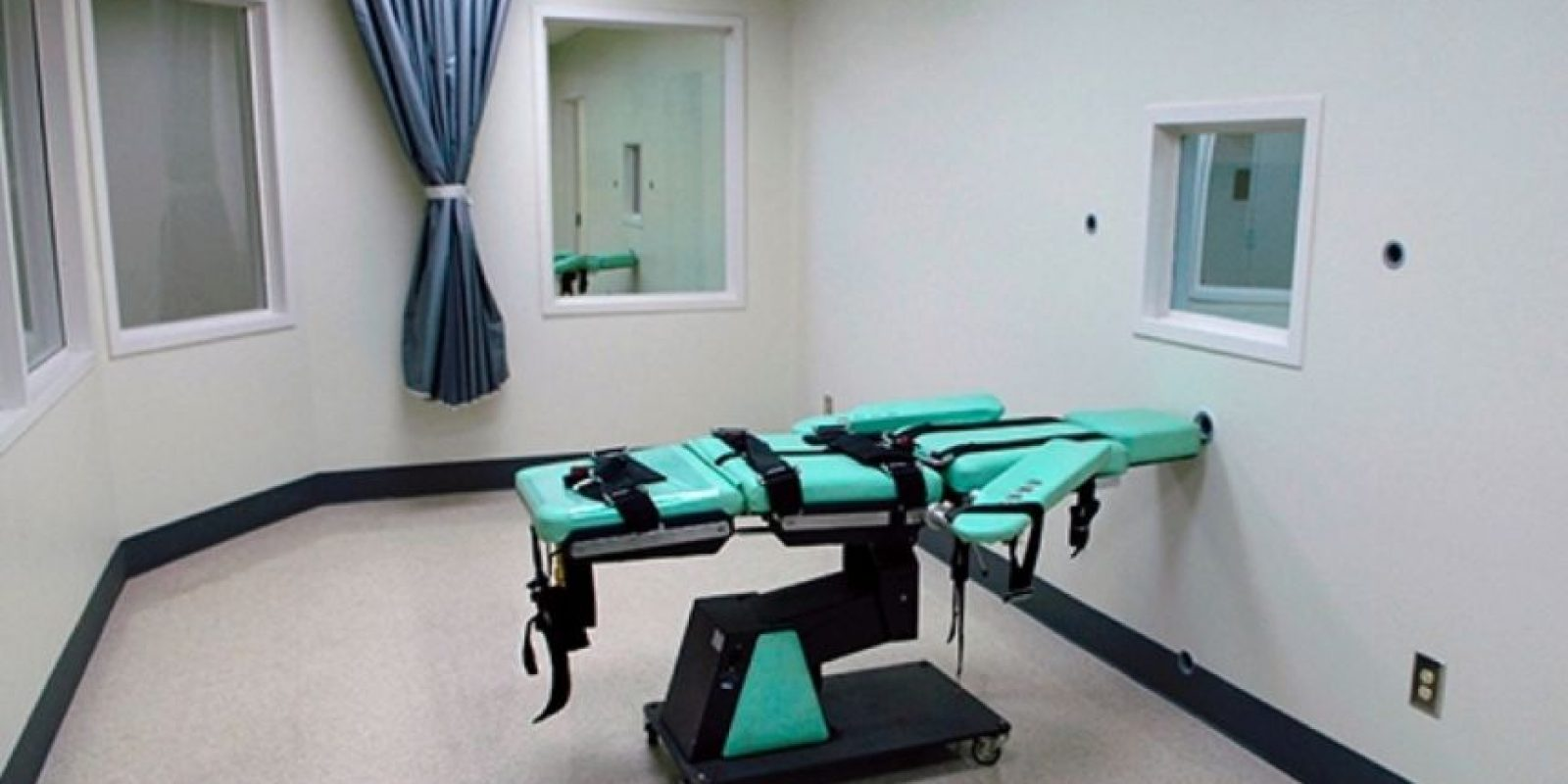 Países que siguen aplicando la pena de muerte Foto:Wikipedia.org