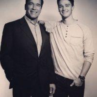 """¿El ex novio de Miley Cyrus podría ser el siguiente """"Terminator""""? F Foto:Víainstagram.com/patrickschwarzenegger"""