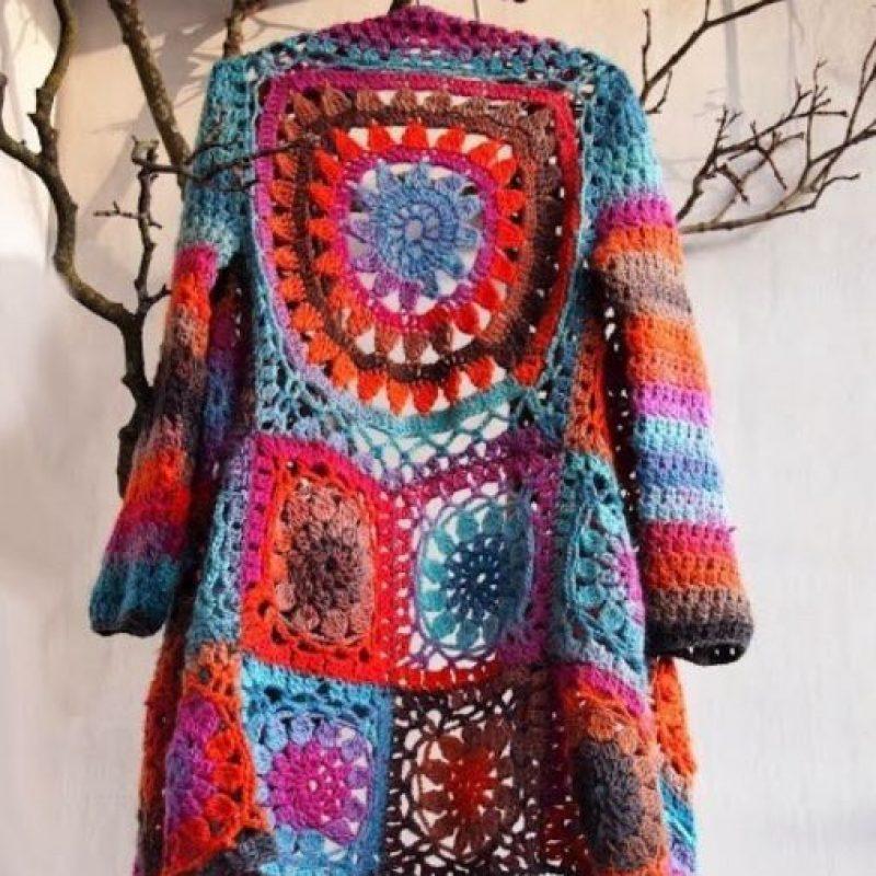 Porque nada más elegante que ser hippie colorida y artificial. Foto:vía Rose Wholesale
