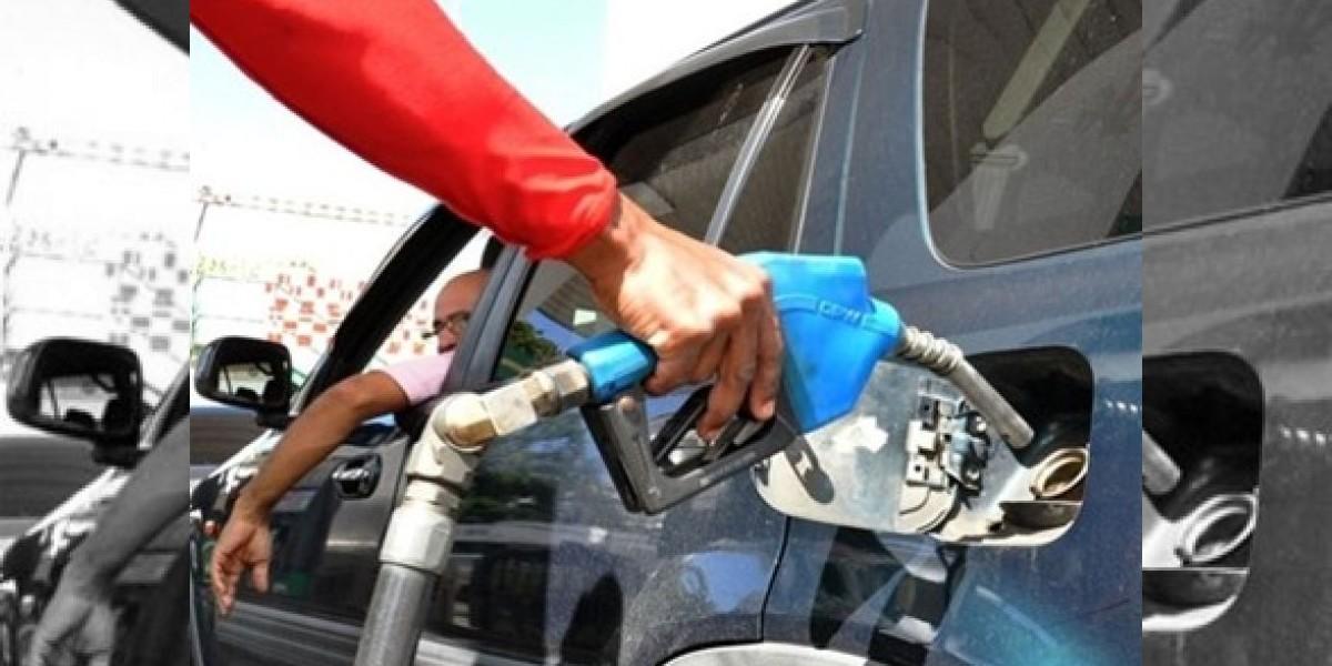 Industria y Comercio dispone mantener los combustibles sin variación