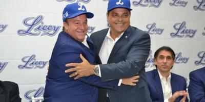 Tigres del Licey presenta a gerente Junior Noboa
