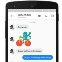 3. Facebook Messenger. Foto: Facebook