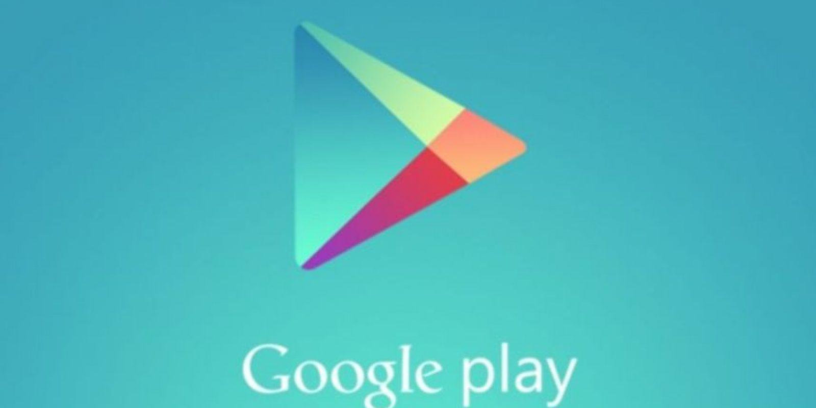 5. Google Play. Foto:Google