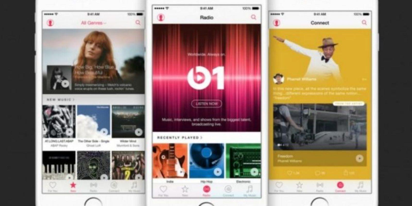 54 millones 550 mil usuarios únicos. Foto:Apple
