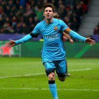 Es el único futbolista que ha rebasado la barrera de los 300 goles Foto:Getty Images