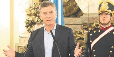 Argentina hará cortes de electricidad después de 27 años