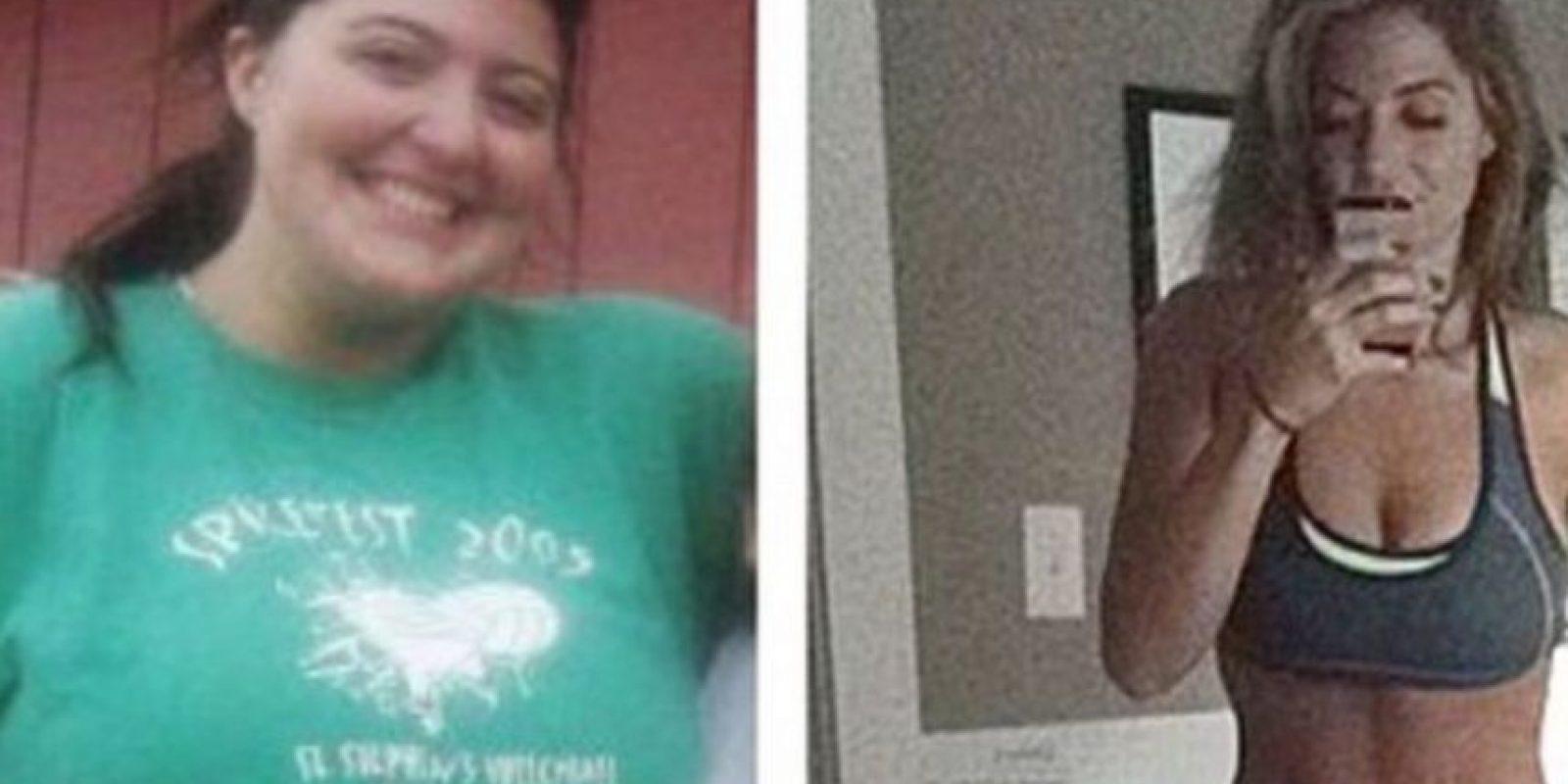 """En la universidad la llamaban """"gorda y fea"""". Foto:vía Instagram"""