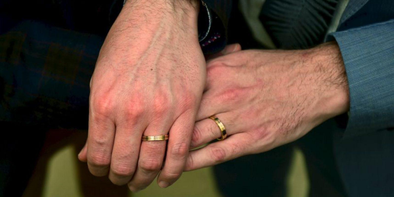 El 5 de agosto de 2013, Uruguay se convirtió en el tercer país sudamericado en permitir el matrimonio homosexual Foto:Getty Images