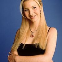 """Lisa Kudrow era """"Phoebe"""". Foto:vía NBC"""