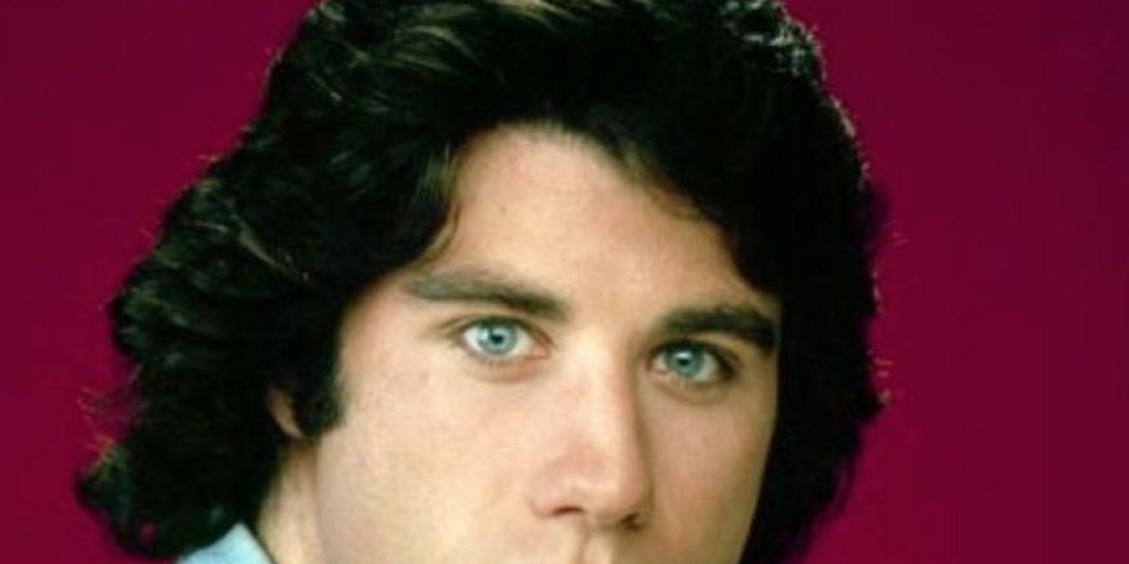 John Travolta antes Foto:Getty Images