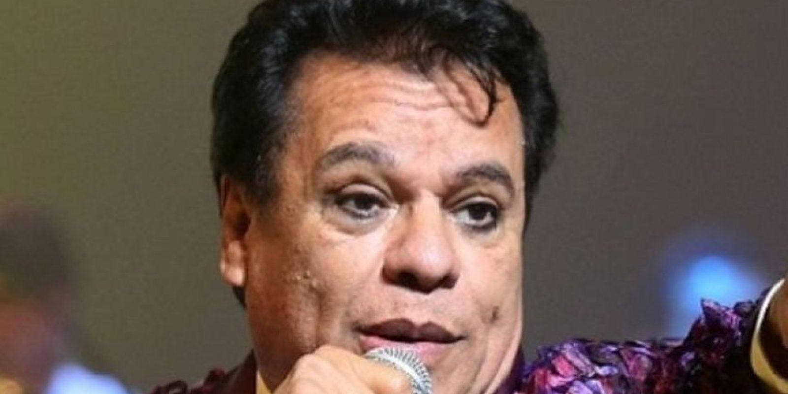 Juan Gabriel actualmente Foto:Getty Images