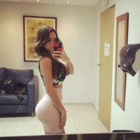 """Usuarios de las redes sociales la han criticado por """"exhibir su cuerpo"""" para ganar popularidad. Foto:vía instagram.com/yanetgarcia"""