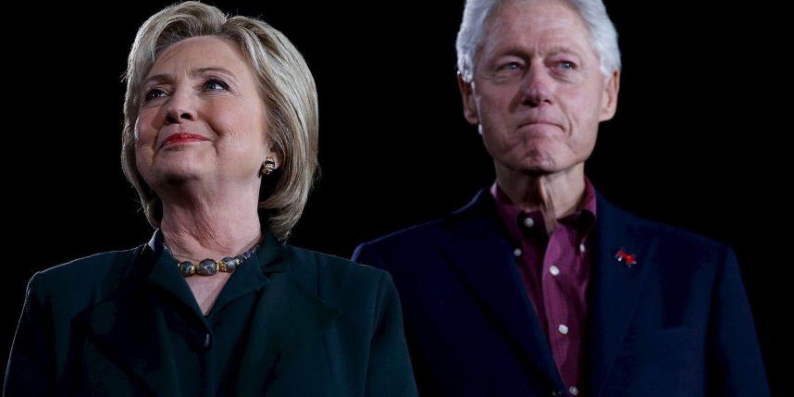 En 1998, luego de su aventura con Monica Lewinsky, Bill Clinton admitió su relación y pidió perdón a su familia y a los ciudadanos estadounidenses. Foto:Getty Images