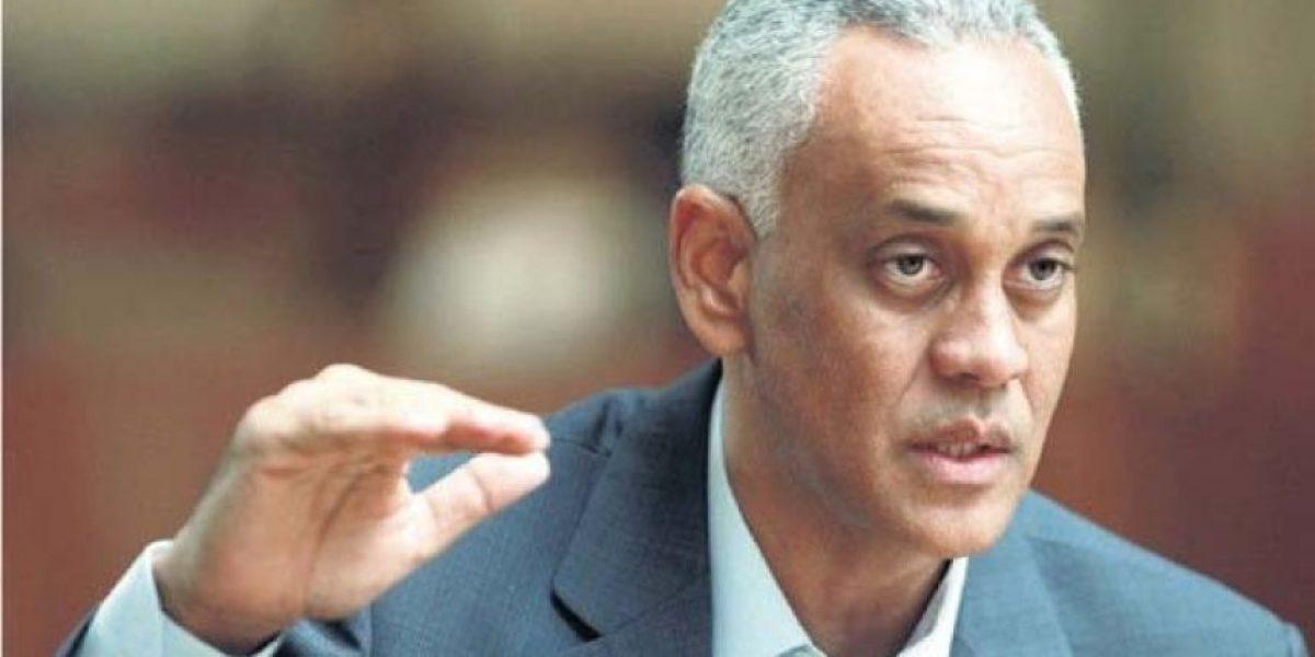 Pichardo advierte de que el sistema de partidos está al borde del colapso