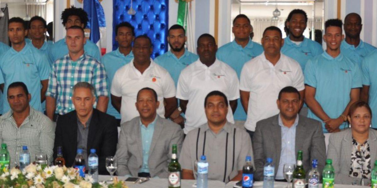 Club Los Prados presenta equipo para torneo basket del Distrito Nacional