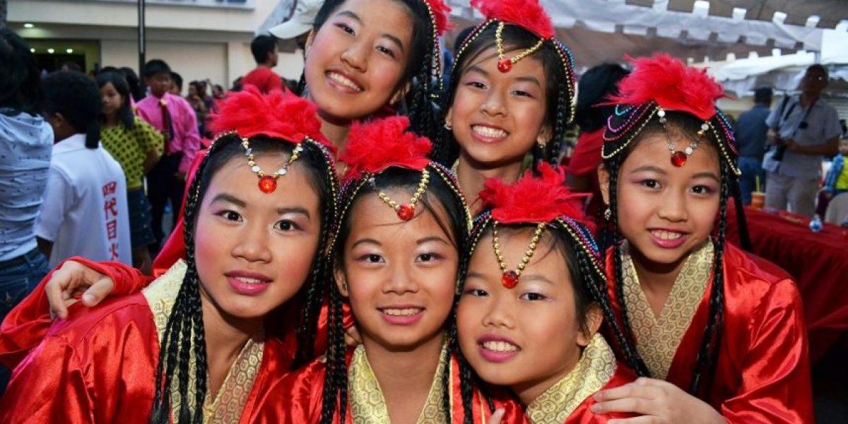 Fiesta cultural china en Rep. Dominicana