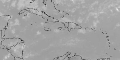 La Onamet anuncia lluvias débiles para las regiones noreste y sureste