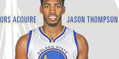 Los Golden State Warriors despedirán a Jason Thompson