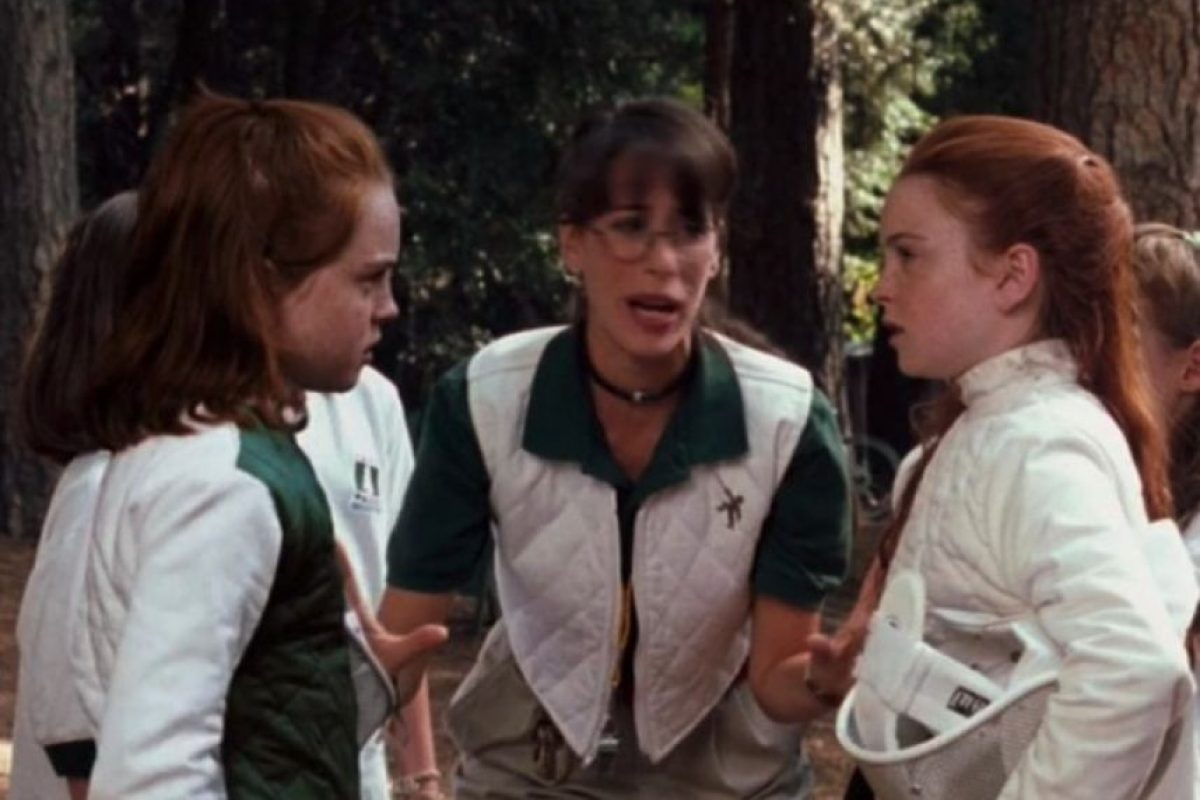 "También apareció en la cinta ""Parent Trap"" junto a Lindsay Lohan. Foto:IMDB"