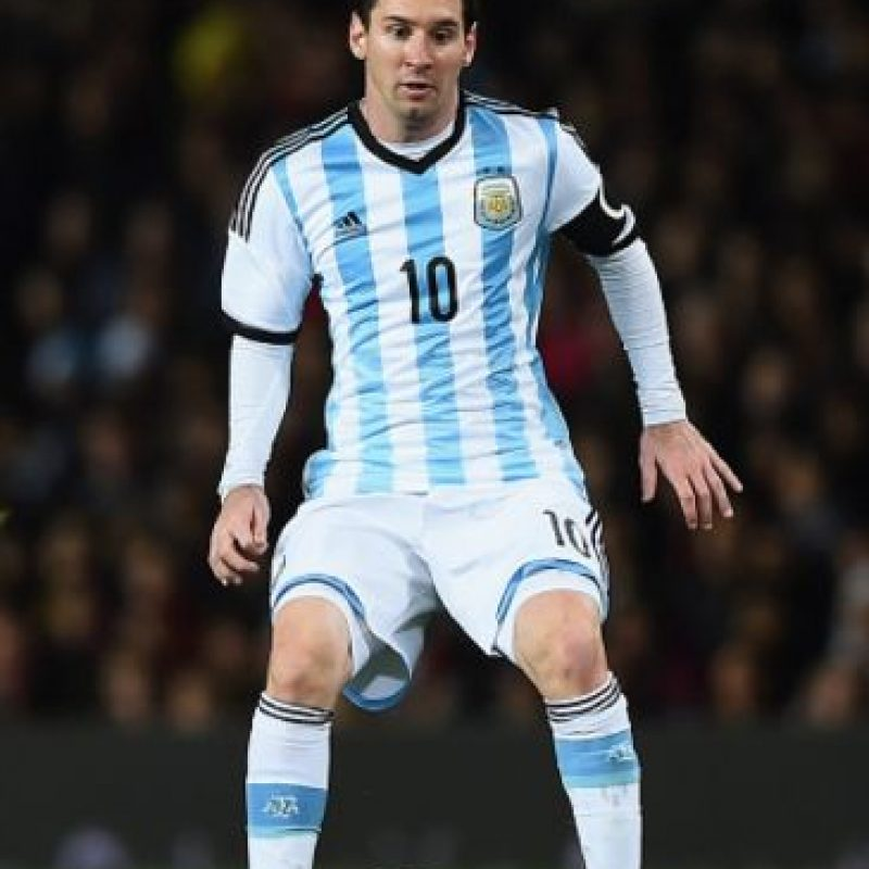 GRUPO D: Argentina. Foto:Getty Images