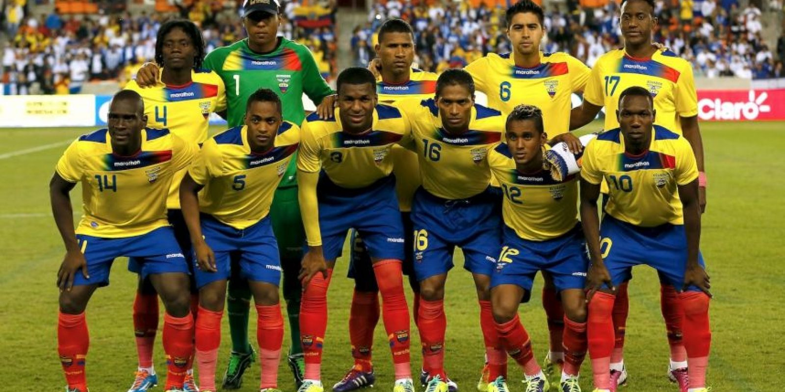 Ecuador. Foto:Getty Images