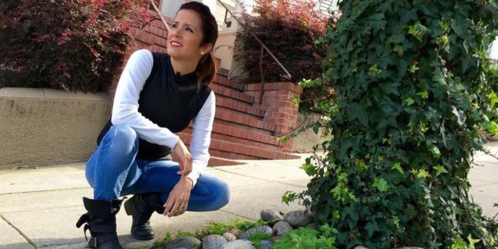 Foto:Vía instagram.com/adriana.monsalve